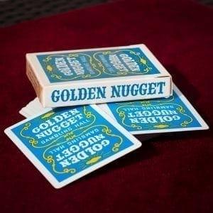 Mythic Blue Golden Nugget deck IMG_0708