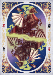 New Llod's Carnival card back design available! Check out the latest campaign update. Llod&#82