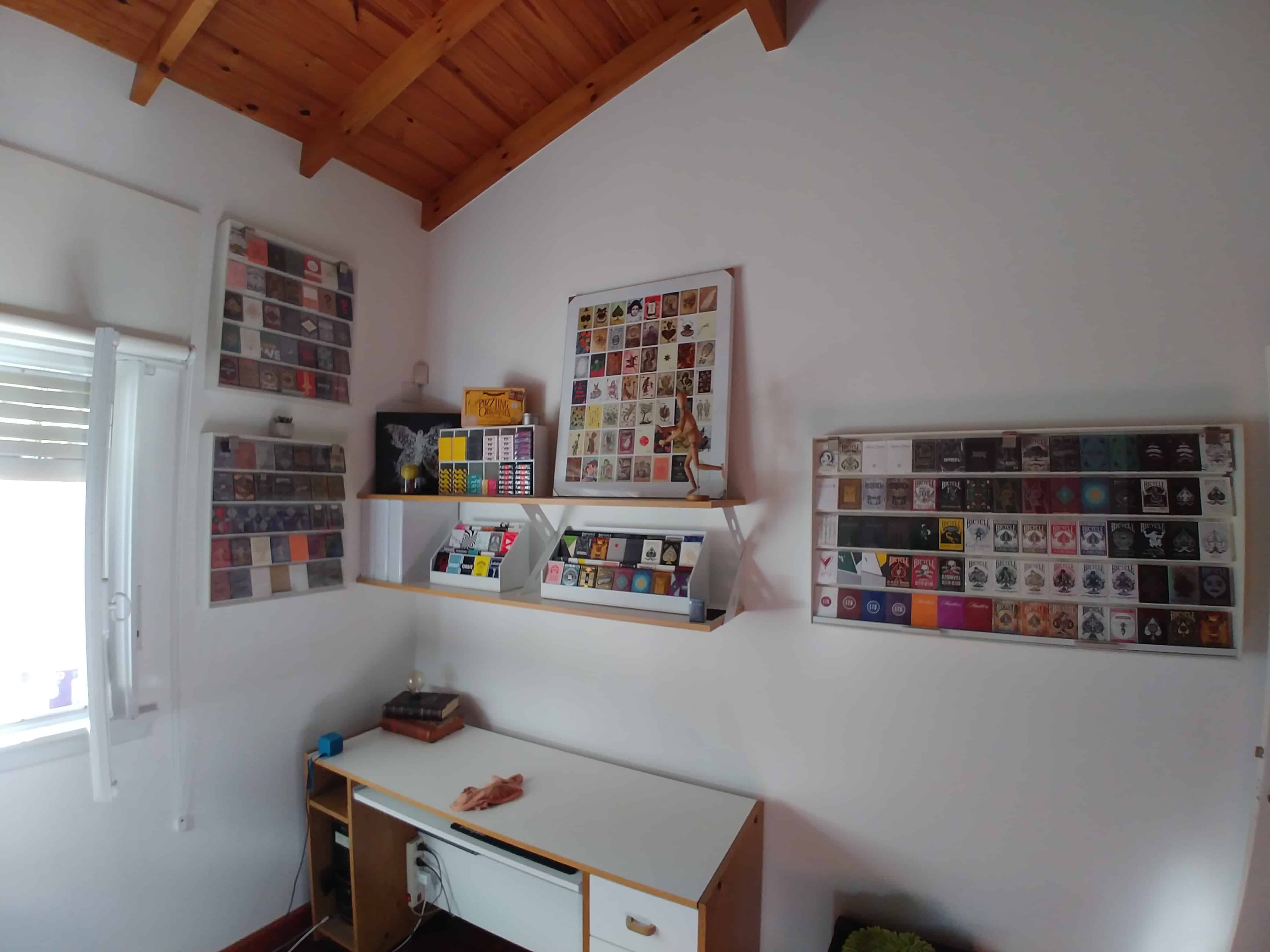 I love my room! More deck displays are on the way! 😀 20180825_13573220180825_15523020180826_13492