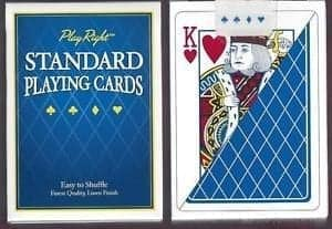 Are the play right standard playing cards from USPCC? If so, are there any from the Ohio plant? Pict