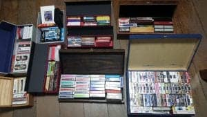 This is my collection (nevermind the uno), i'll take a picture of them outside the boxes later