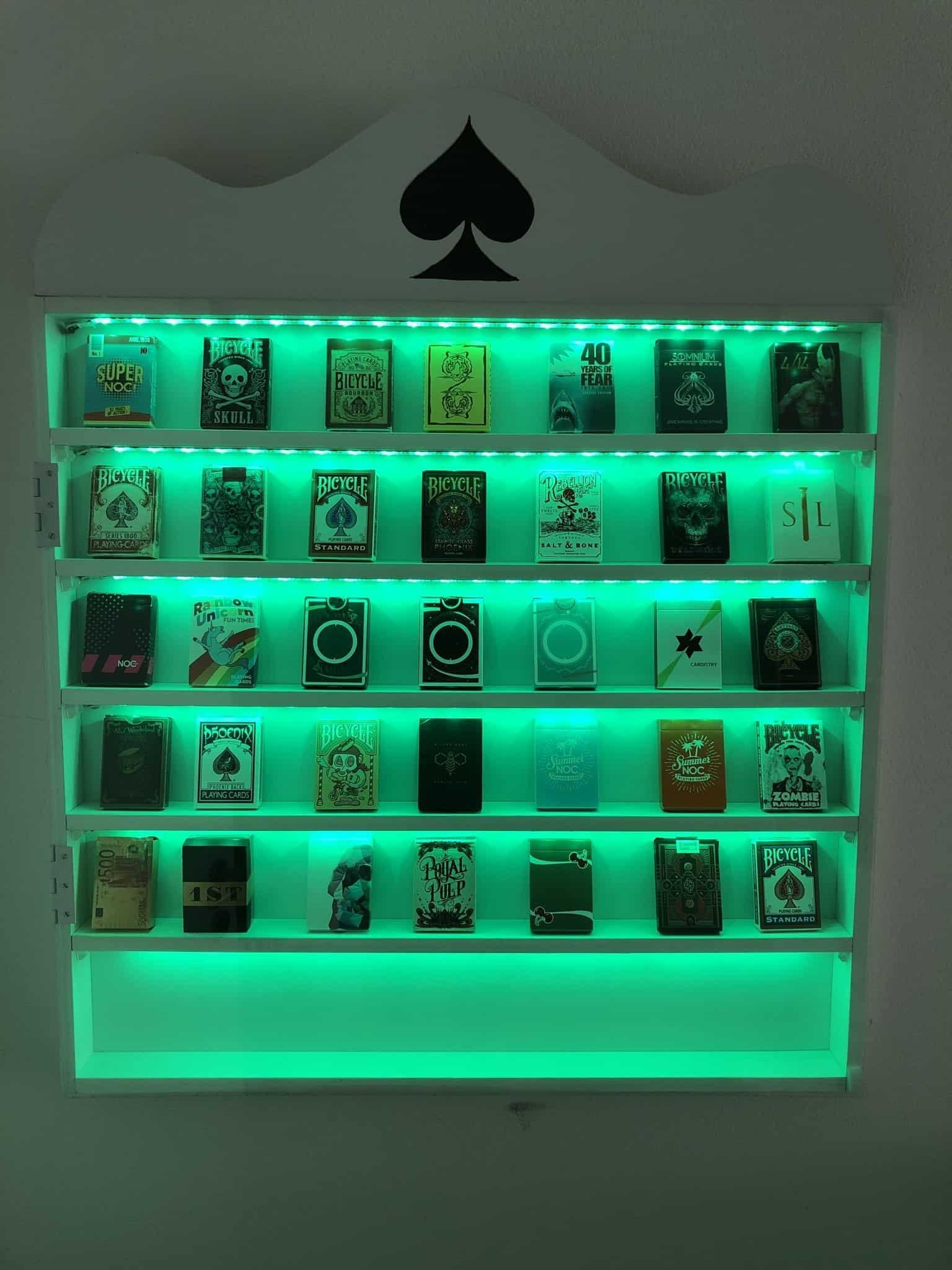 My new selfmade collection box for my decks 🙂 IMG_2630IMG_2633IMG_2635IMG_2639IMG_3110IMG_3112