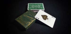 Green monarch playing cards by Theory11 20190616_004057-01