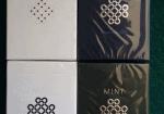 4 Deck Set Mint V2 Playing Cards