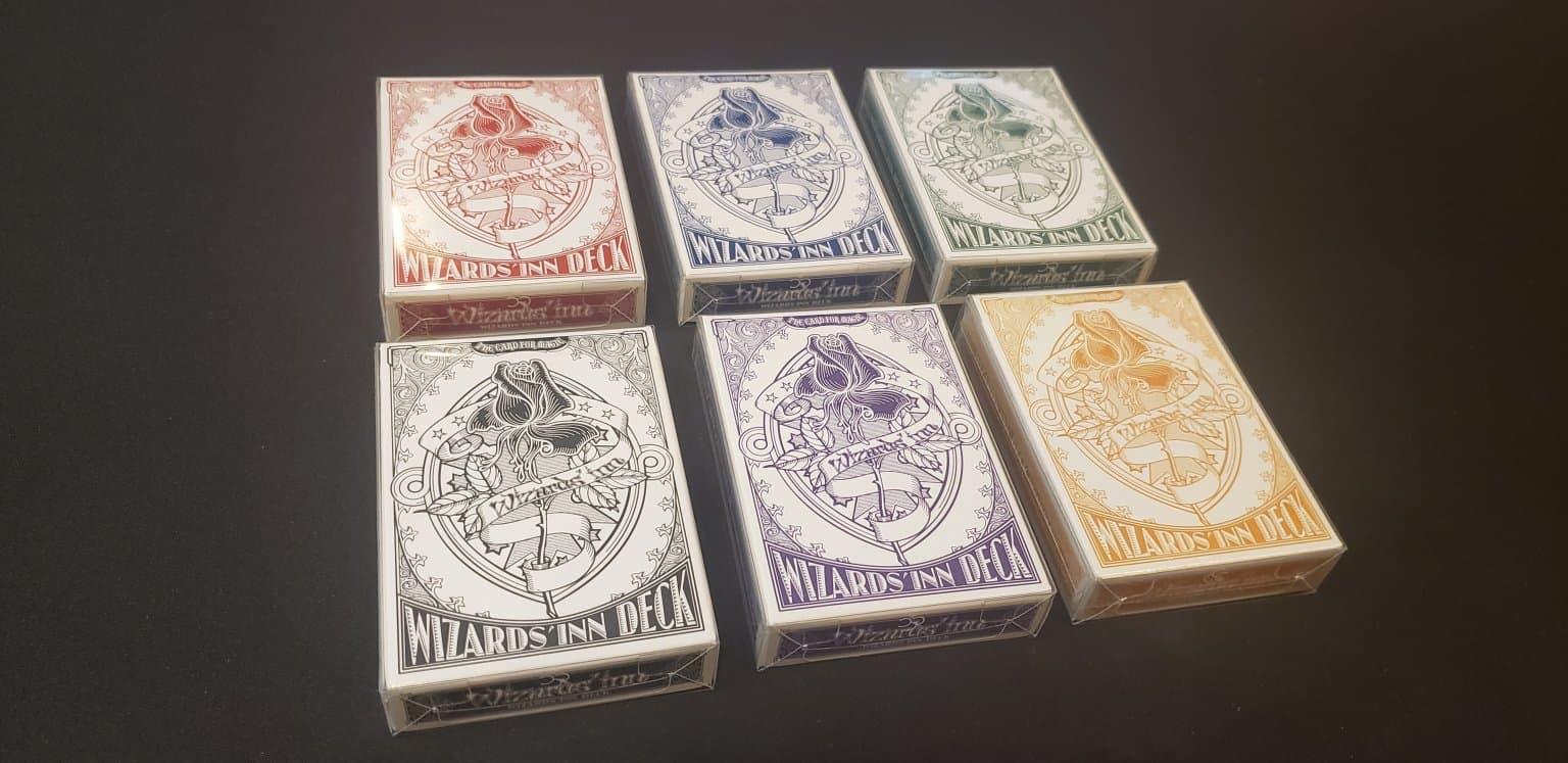 My Personal Grail: Wizard's Inn Tokyo (2009) Complete Set 2019-12-27 13.02.582019-12-27 13.03.