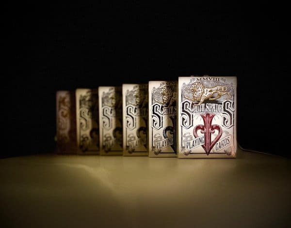 I heard you like David Blaine decks… Follow me on IG for other photos like these: @PlayingCard